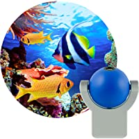 Deals on Projectables Tropical Fish Automatic LED Night Light