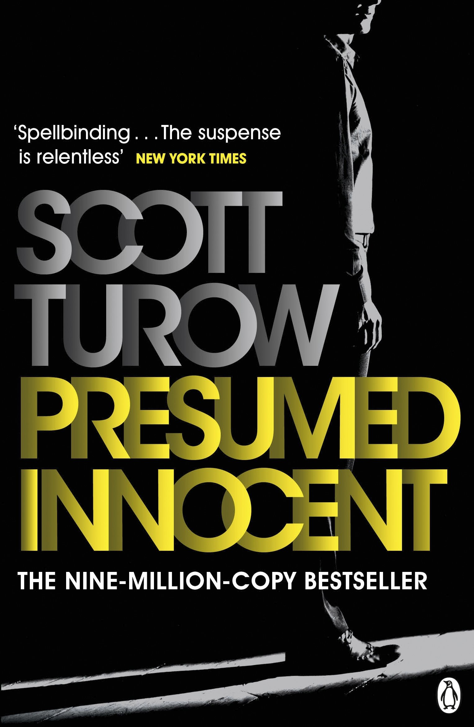 Amazon UK  Presumed Innocent Ending