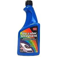 El Color Tratamiento Color Azul Mejorado Coche Cera