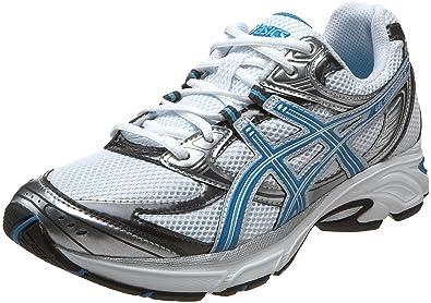 ASICS Women's GEL-Kanbarra 6 Wide T190N.0143 Running Shoe,White/Blue