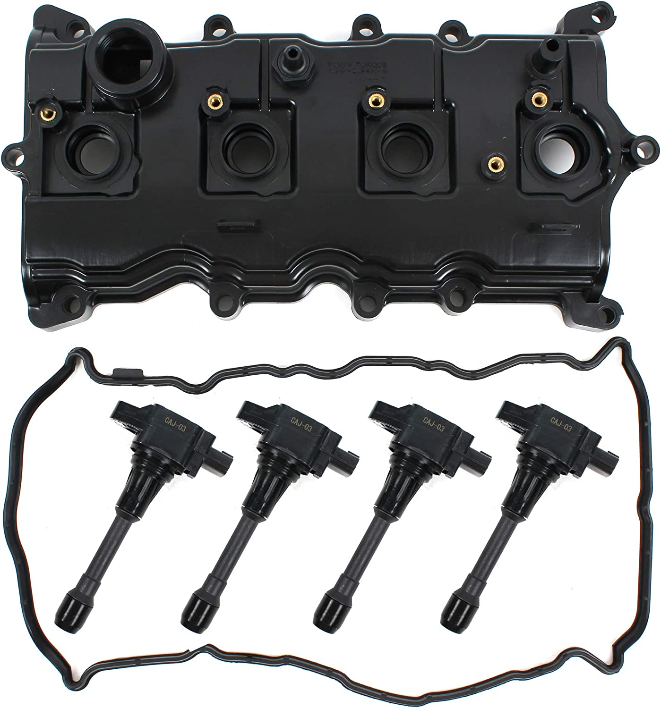 Engine Valve Cover Fits 2007-2013 Nissan Altima Sentra SE-R 2.5L QR25DE New