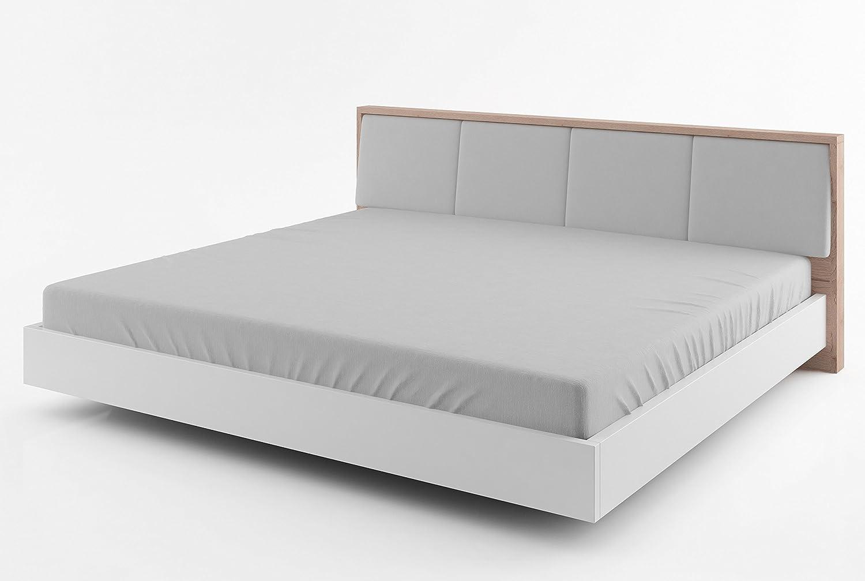 Bett SNOW mit lattenrost 160 x 200 cm günstig online kaufen