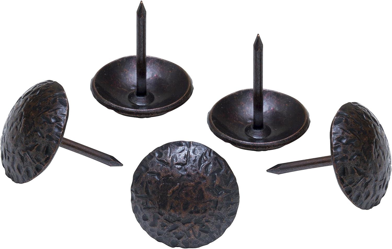 decotacks Leather Upholstery Nails/Tacks 3/4