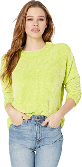 Sanctuary Womens Chenille Pullover Sweater At Amazon Womens