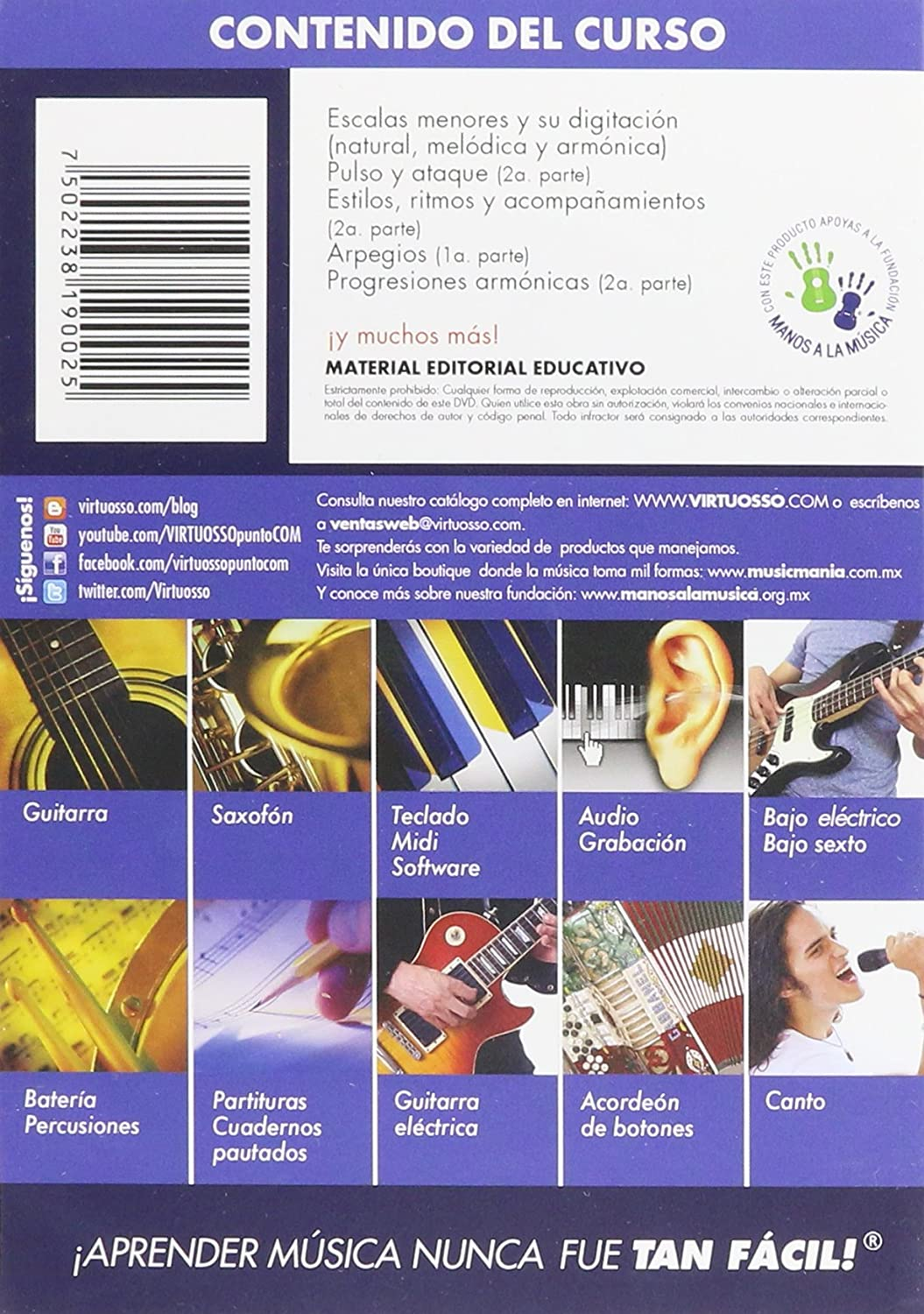 Amazon.com: Virtuosso Musical Keyboard Method for Beginners Vol.2 (Curso De Teclados Para Principiantes Vol.2) SPANISH ONLY: Musical Instruments