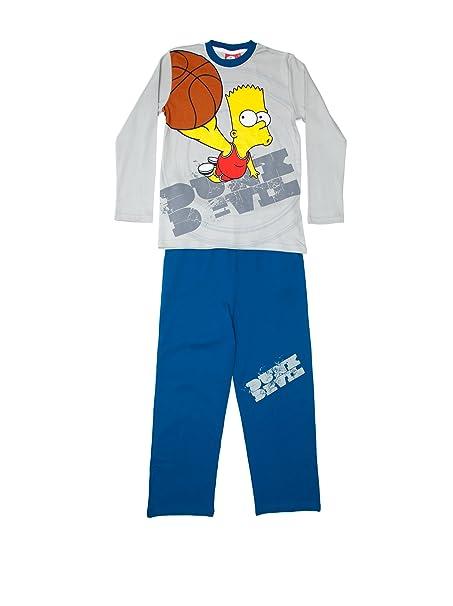 Licencias Pijama Niño Bart Simpsonhttps://amzn.to/2SCzmBw
