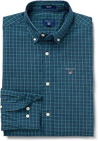 Gant - Camisa casual - para hombre: Amazon.es: Ropa y accesorios