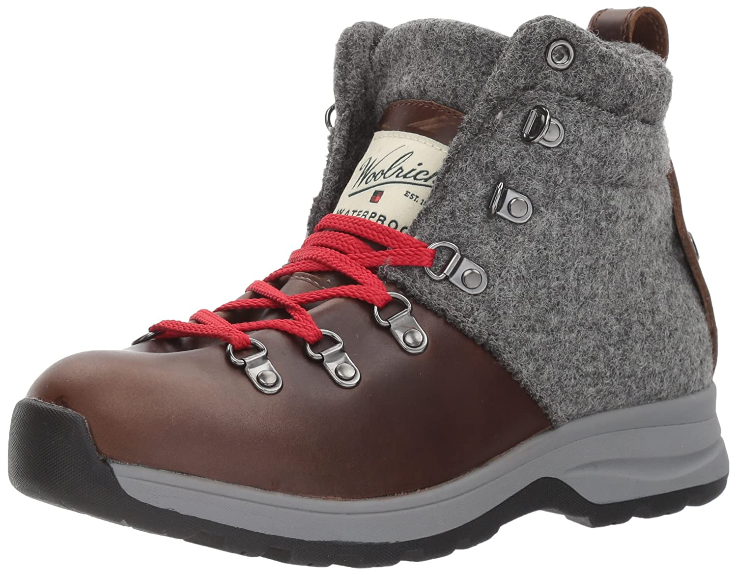 Woolrich Women's Rockies Ii Winter Boot B01MYZ4V1Z 8 B(M) US|Salt Marsh/Ash