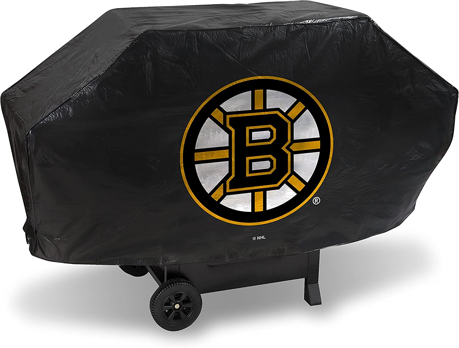 NHL Vinyl Padded Deluxe Grill Cover