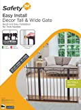 Safety 1st Décor Easy Install Tall & Wide Baby