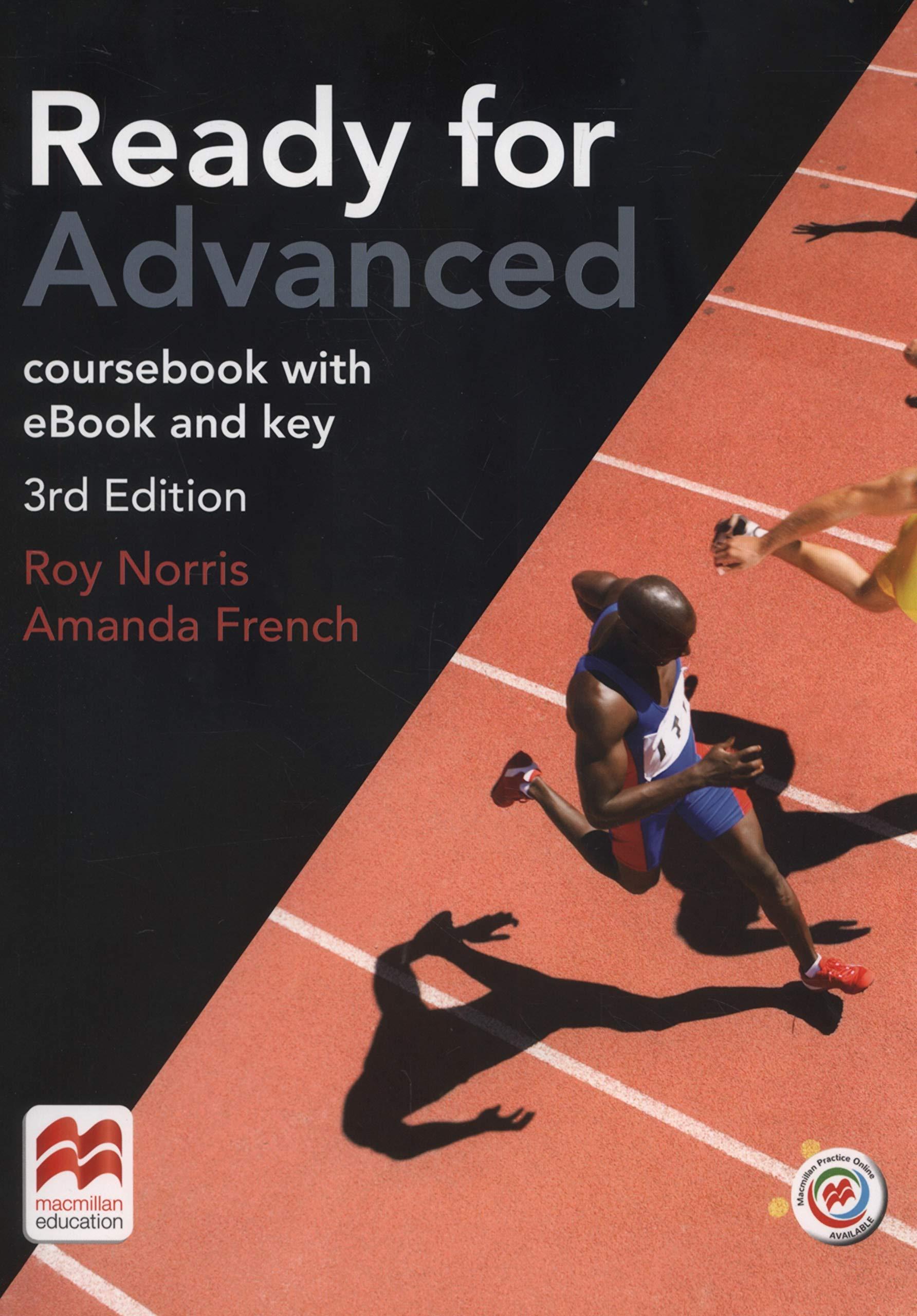 READY FOR ADV Sb +Key eBook Pk 3rd Ed Ready for 3rd Edit: Amazon ...