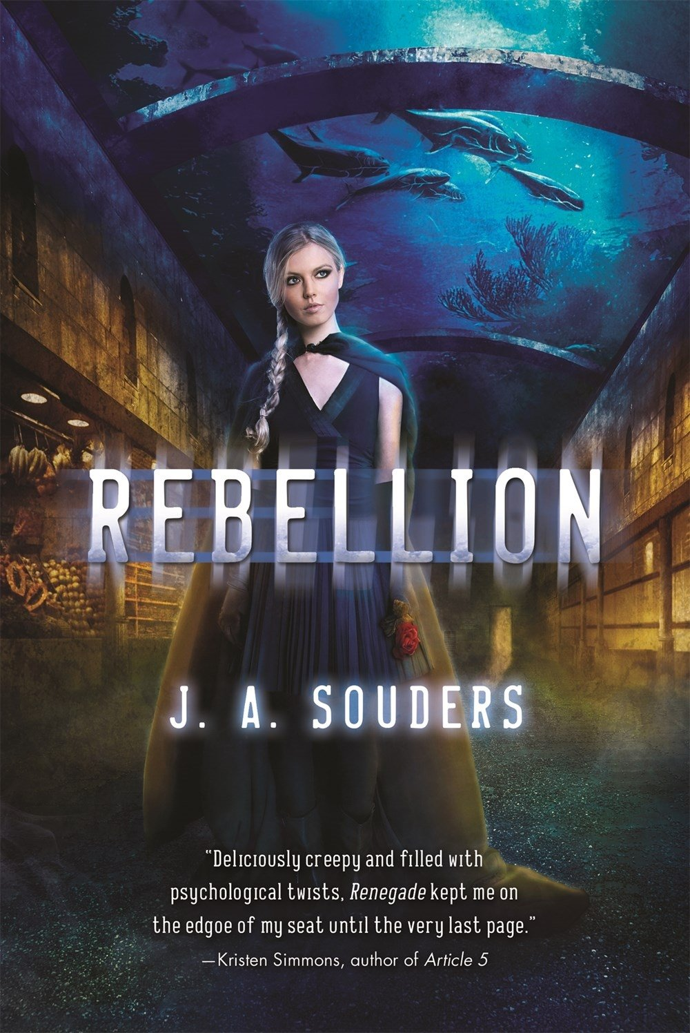 Rebellion: A Novel (The Elysium Chronicles) PDF