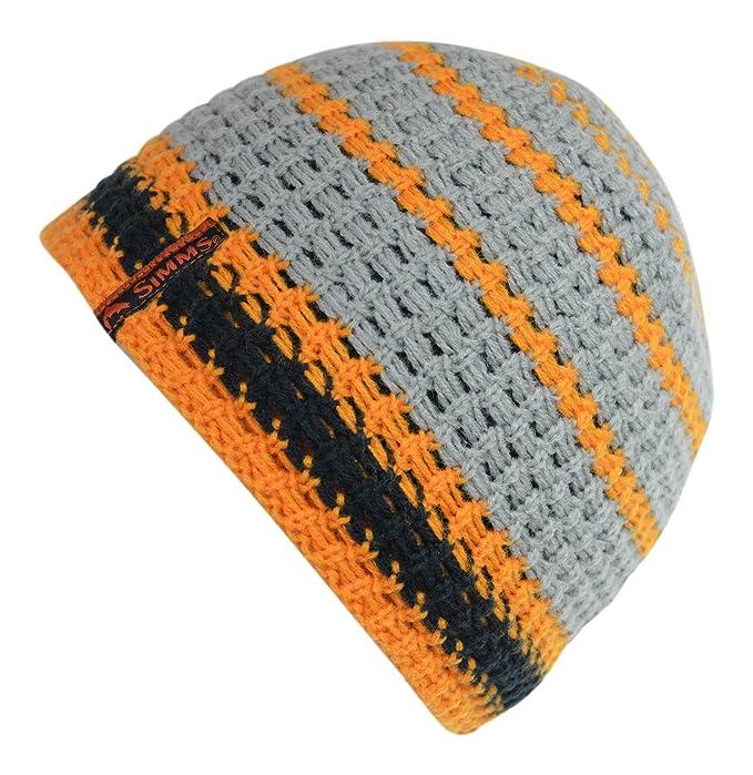 Simms Chunky Beanie - Naranja - Talla única: Amazon.es: Deportes y ...