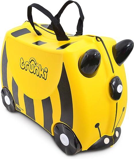 Trunki Valise cabine enfant Ride 46 cm Tigre