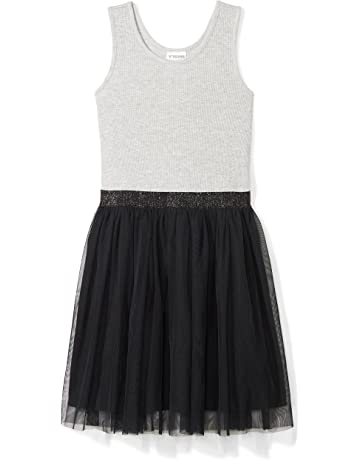 3496fc1054971 Spotted Zebra Girls  Tutu Tank Dress
