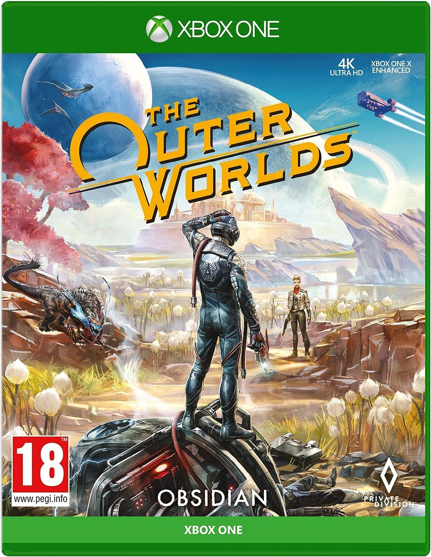 The Outer Worlds - Xbox One [Importación inglesa]: Amazon.es ...