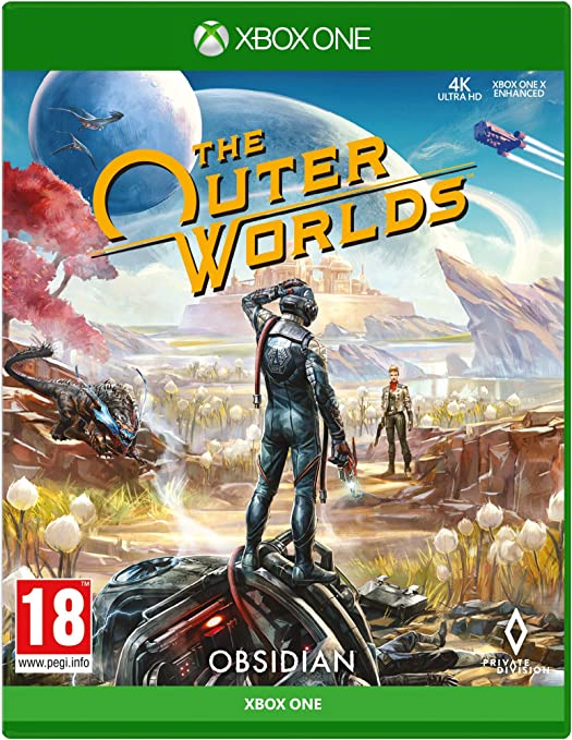 The Outer Worlds - Xbox One [Importación inglesa]: Amazon.es: Videojuegos