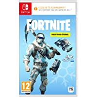 Fortnite : Pack froid éternel
