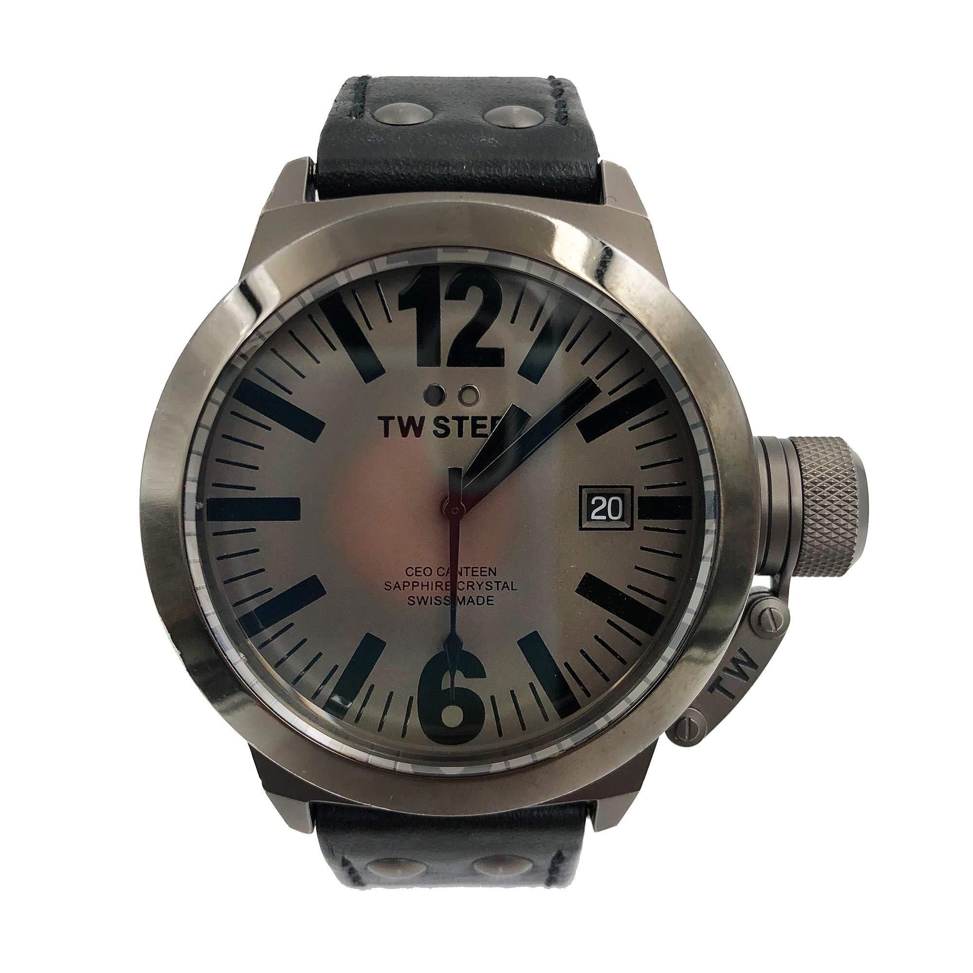 TW Steel CEO Quartz Male Watch CE1051 (Certified Pre-Owned) by TW Steel