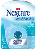 "Nexcare Sensitive Skin Tape,  1"" X 4 yd,  ( Pack of 6 )"
