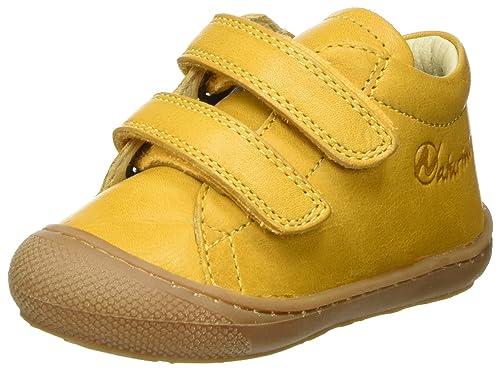 Naturino 3972 Vl, Chaussures Bébé Unisexe, Jaune (gelb), 24 Eu