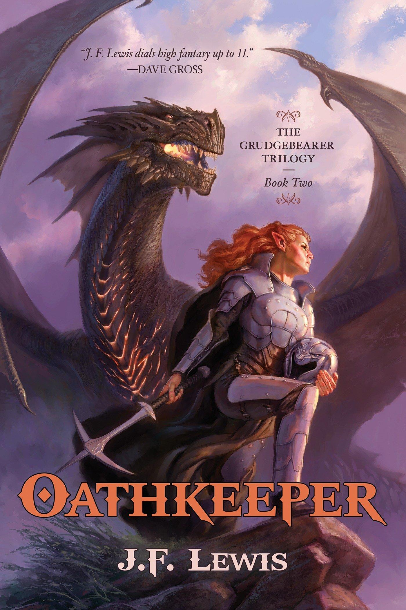 Read Online Oathkeeper (THE GRUDGEBEARER TRILOGY) pdf