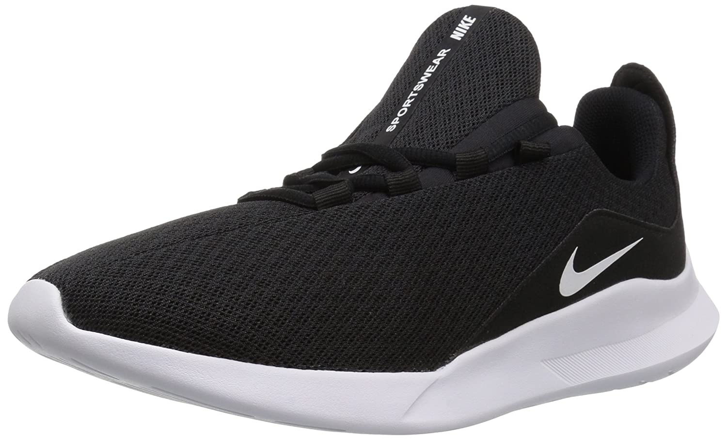NIKE Men's Viale Running Shoe B078HCC483 11.5 D(M) US|Black/White