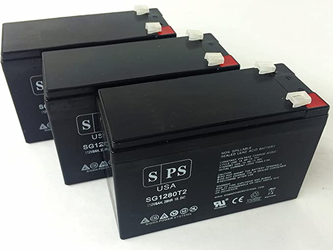 Eaton-MGE Pulsar EXB10 Compatible Replacement Battery Kit