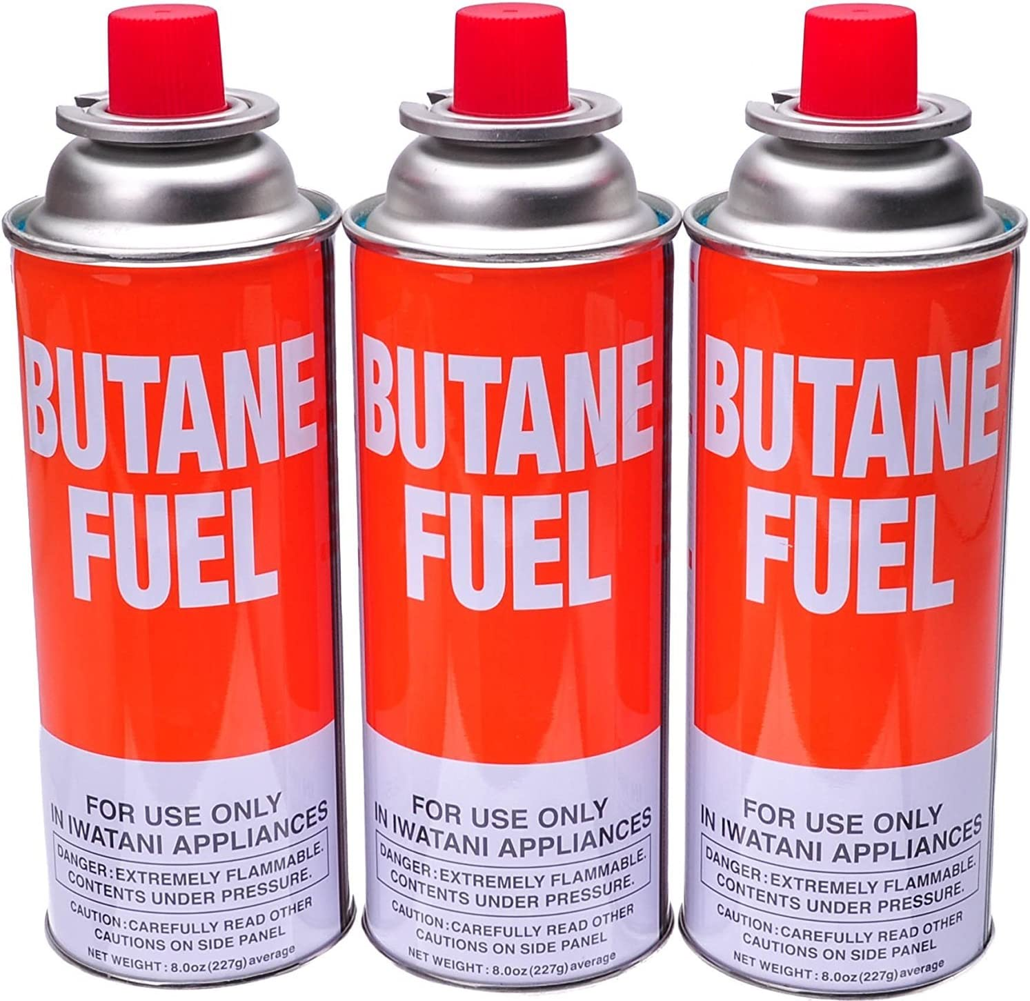 Iwatani Butane Canister camping fuel