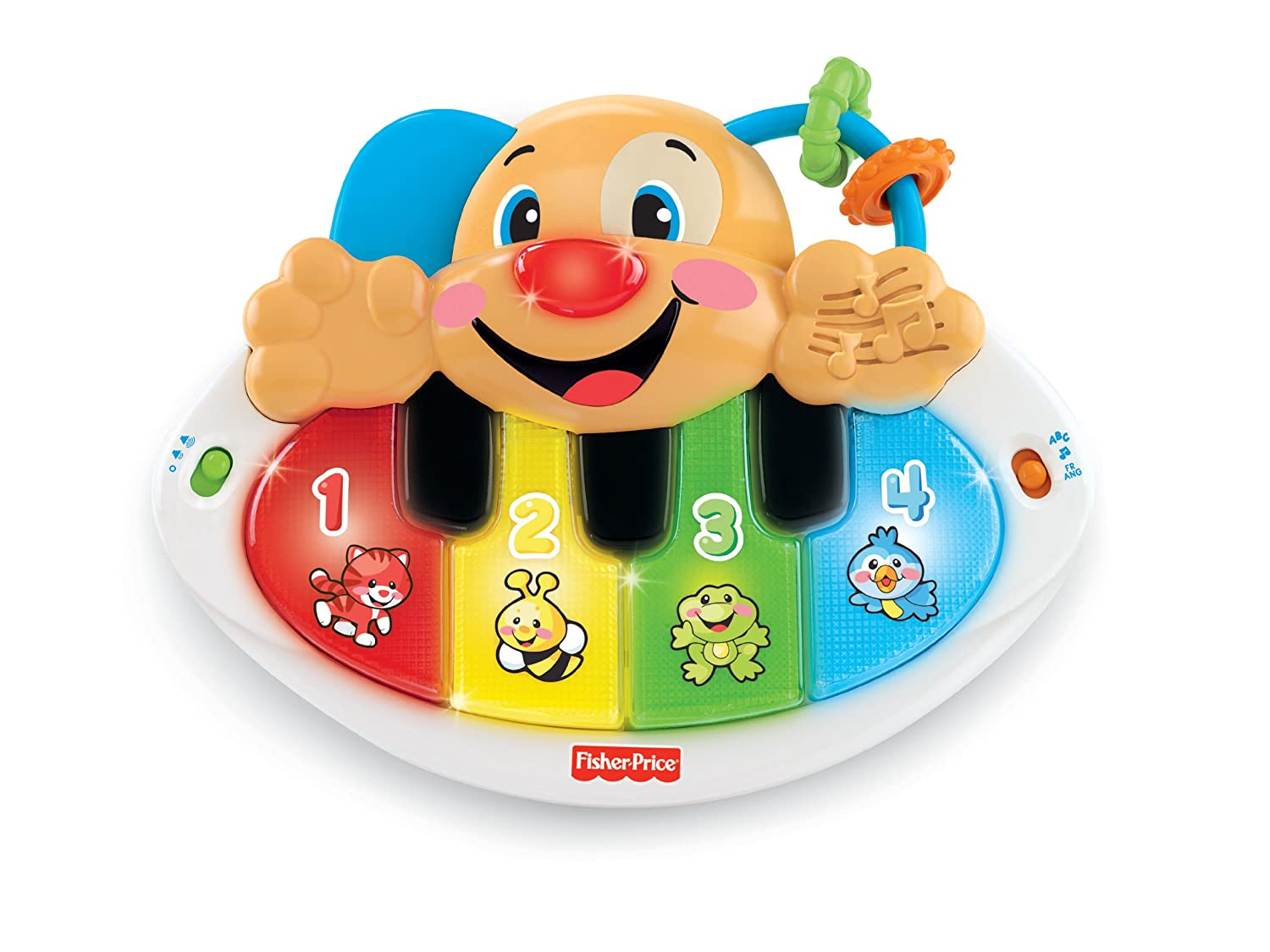 FISHER PRICE Piano Piano Piano de Puppy 374f3a