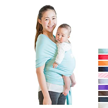 a6818c43994 Amazon.com   Baby Wrap Carrier