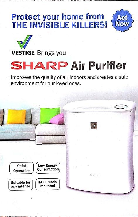 Sharp Vestige Air Purifier Fp F30e H For Room Size21m Square