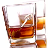 OCEAN Plaza Rock (WHISKEY/WHISKY) Glass, Pack of 6, Clear, 295 ml, B11010