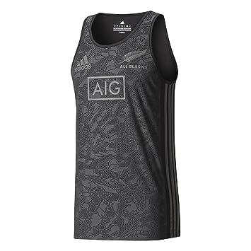 Canterbury Vapodri Training Singlet Camiseta sin Mangas, Hombre, Negro, 3XL
