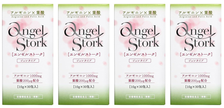 エンゼルストーク(Angel Stork)ジュレタイプ 30本×4箱セット B07DRC7FVL