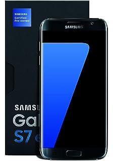 8a9afeb1cb0 Samsung Galaxy S7 Edge - Teléfono desbloqueado de fábrica con certificado  de fábrica – visualización de