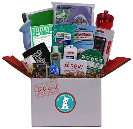 Dorm Essentials Pack, un regalo para el New College Freshman ...