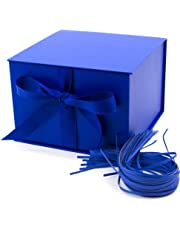 Hallmark 5EBC1119 - Caja de regalo (tamaño grande), color gris
