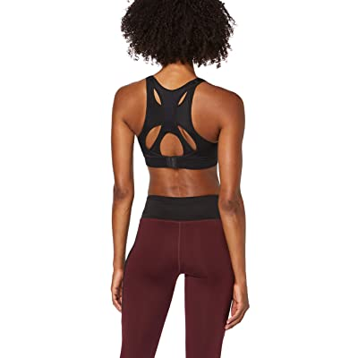 Brand - Aurique Women's Medium Impact Crossback Sports Bra: Clothing