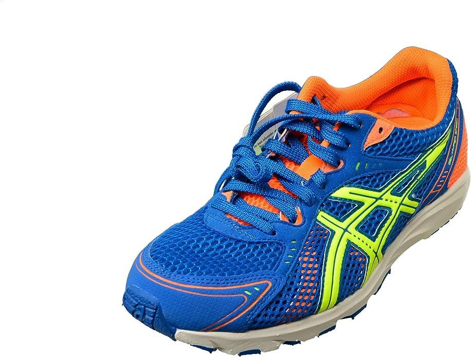ASICS Gel-Hyperspeed 5 Zapatilla de Running Caballero, Azul/Naranja, 42: Amazon.es: Zapatos y complementos