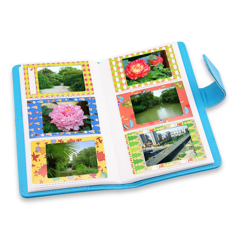 Sunmns 180 Sheets Colorful Photo Instant Films Stickers for FujiFilm Instax Mini 9//8// 7s// 70//25// 50s// 90 Camera Film