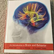 An Introduction To Brain And Behavior 9781464106019 Medicine