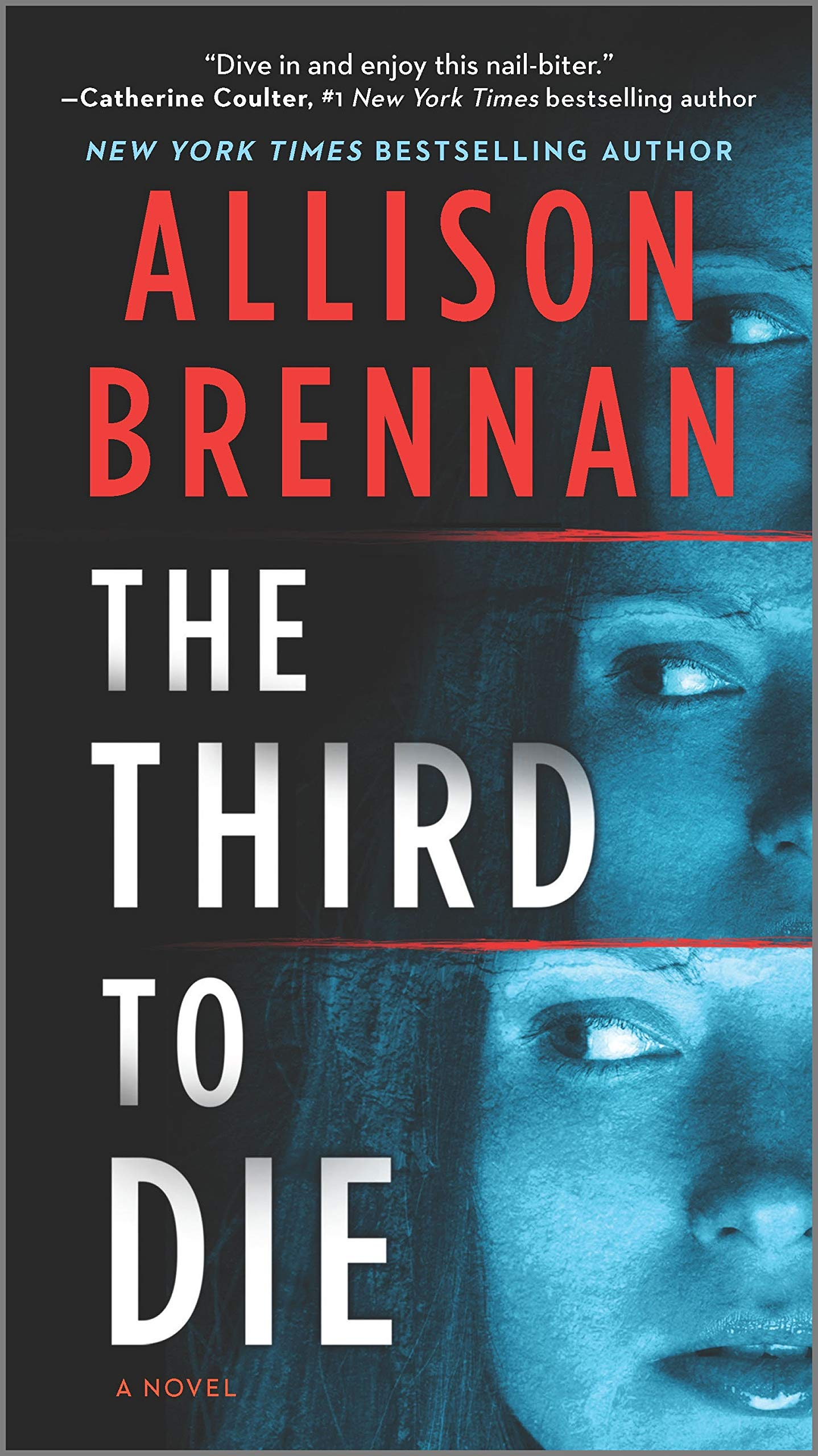 The Third to Die: A Novel (A Quinn & Costa Thriller, 1)