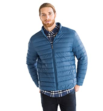 Blouson C Et MediumVêtements amp;a Homme Bleu trhxQdCs