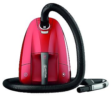 Nilfisk RCL14E08A2 Aspirador trineo, 220-230v, con bolsa, 450 W, 3.2 litros, 68 Decibelios, Red