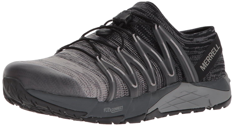 Noir (noir noir) 37.5 EU Merrell Bare Access Flex Knit, Chaussures de Fitness Femme