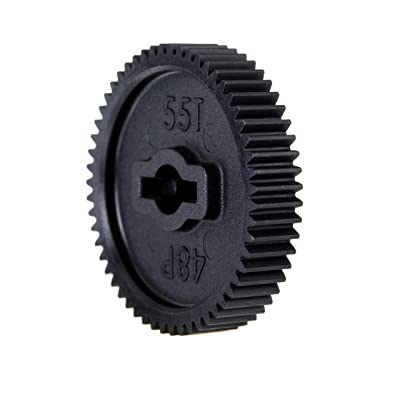 Traxxas 55-Tooth Spur Gear Vehicle: Toys & Games