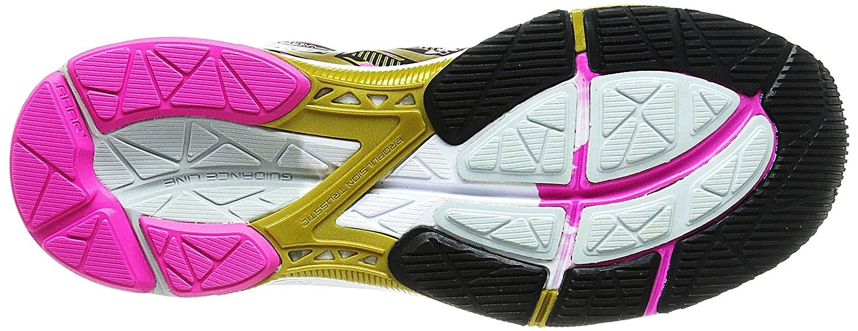 Asics Femmes Gel Noosa Tri 10 Ruban D'or De Chaussure De Course ndAADs4