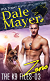 Zane (The K9 Files Book 3)