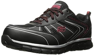 daa9b819788 Skechers Men's Synergy Fosston Work Shoe
